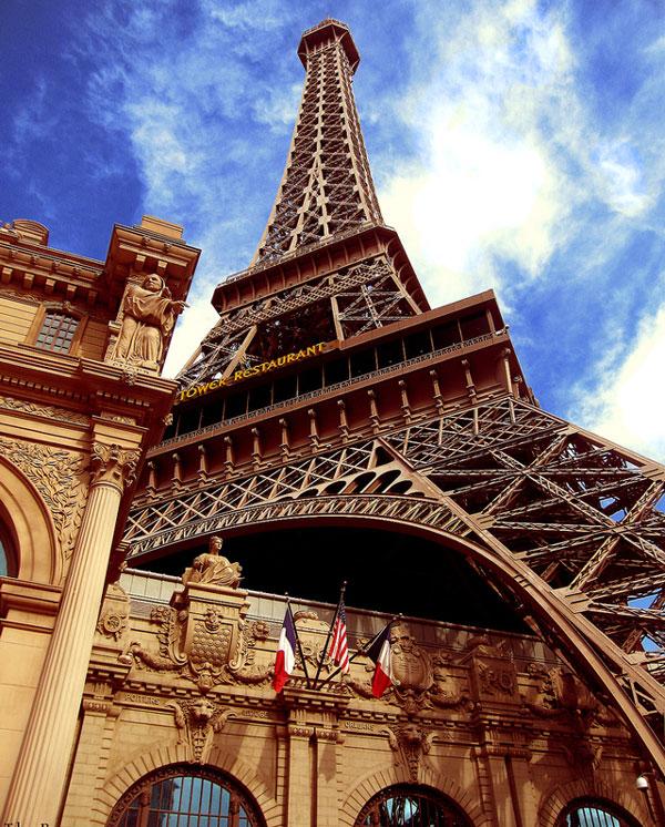 La Torre Eiffel En Las Vegas
