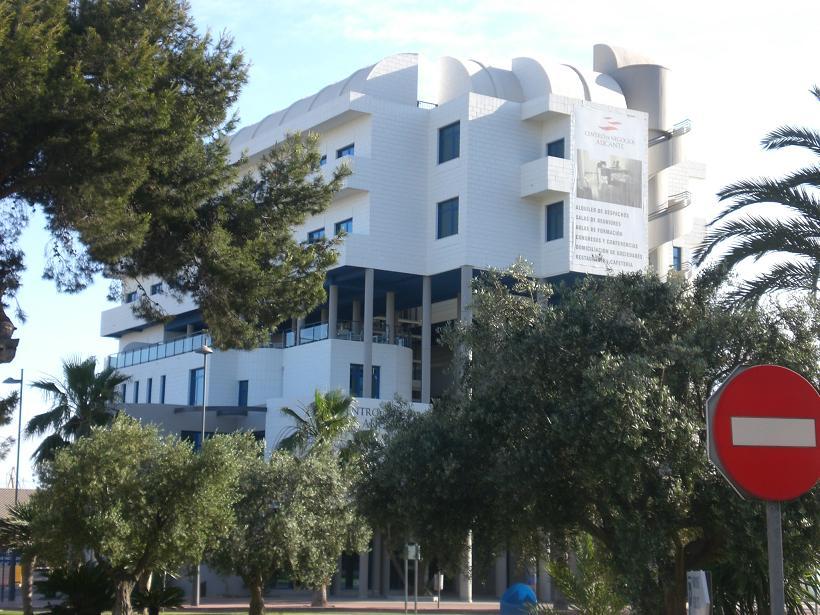 Edificio centro de negocios alicante - Centro negocios alicante ...