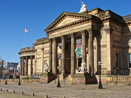 Museos Liverpool Walker art Gallery