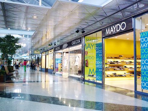 Centro comercial parque principado for Centro reto oviedo muebles