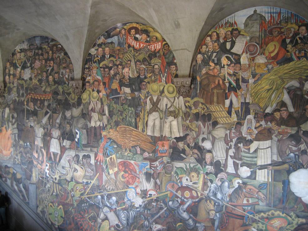 obras de diego rivera. Pinturas de Diego Rivera en el